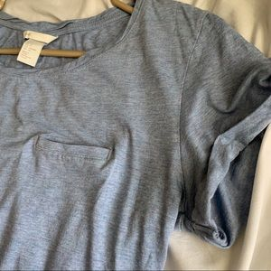 H&M basics pocket tee